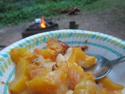 Dutch Oven Peach Cobbler Tasty Kitchen Happy Recipe