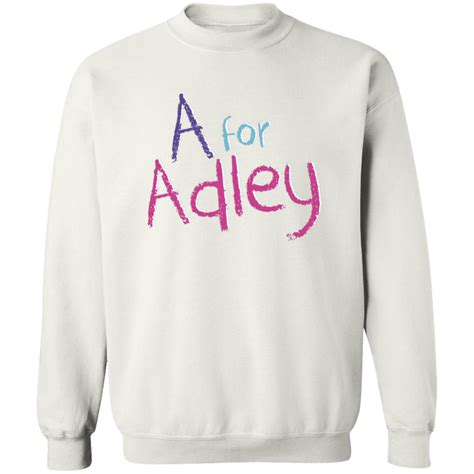 A For Adley Merch A For Adley 1 In A Million T Shirt