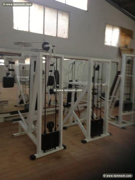 equipement salle de sport bonnes affaires tunisie mat 233 riel pro equipement salle de sport