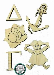 24 best delta gamma craft ideas images on pinterest With greek letter store near me