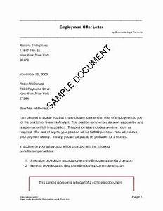 Employment Offer Letter (India)  Legal Templates  Agreements, Contracts and Forms