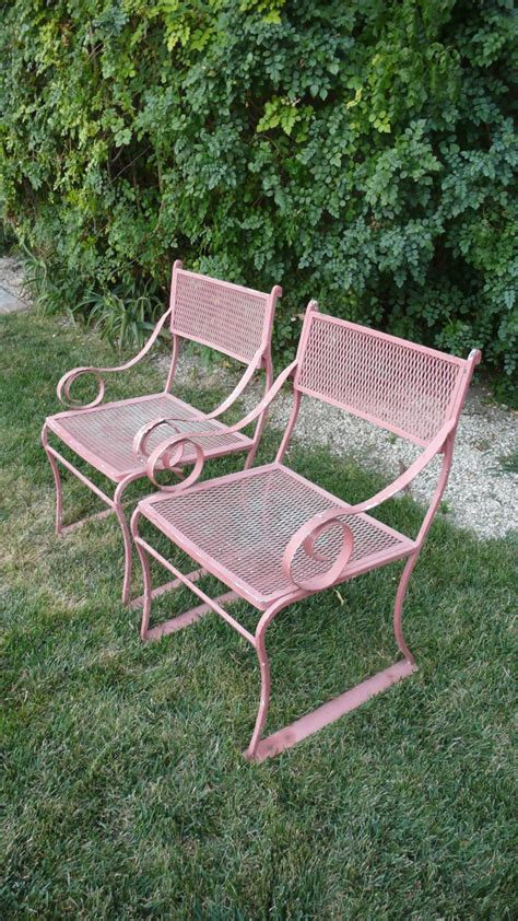 Iron Patio Furniture by 46 Best Identifying Wrought Iron Designs Images On