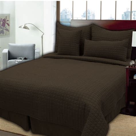 Brown Quilted Coverlet by Wholesale Coverlet Sets Quilted Coverlet Pillow