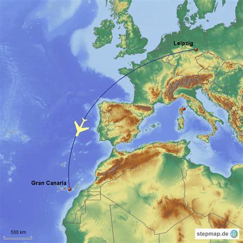 gran canaria karte europa  blog