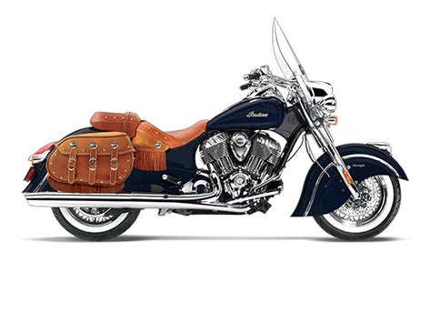 Indian Chief Vintage Springfield Blue Motorcycles For Sale