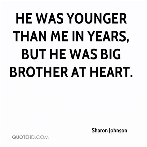 Younger Brother Quotes Image Quotes At Hippoquotescom