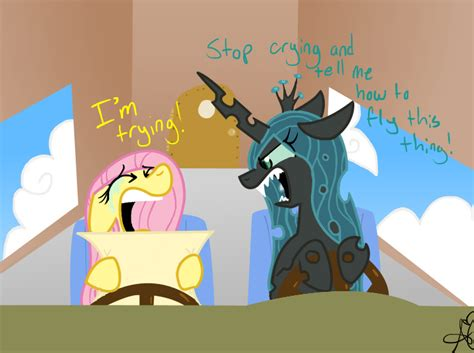 ponies plane tiger universal deviantart