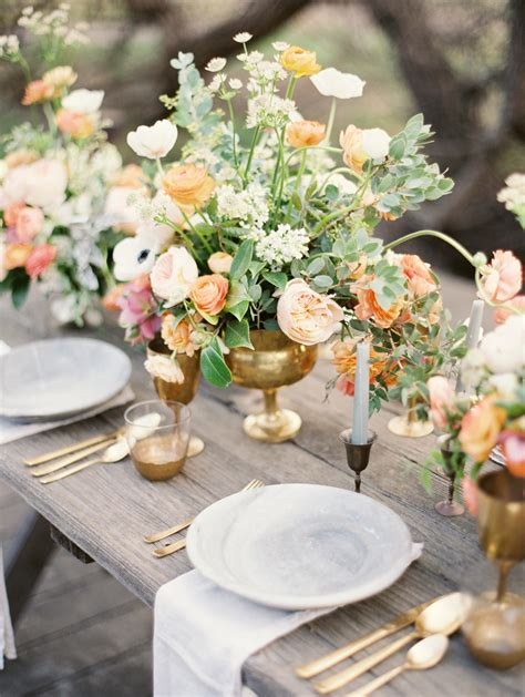 Wedding Centerpieces by 11 Wedding Centerpieces That Ll Make You Swoon Brides