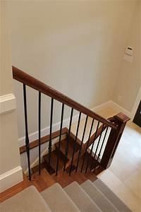 Kitsilano Heritage Home - Traditional - Staircase