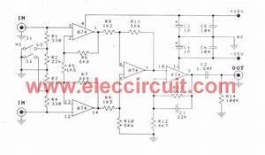 Low Noise Pre Microphone Amplifier  U2013 Circuit Wiring Diagrams