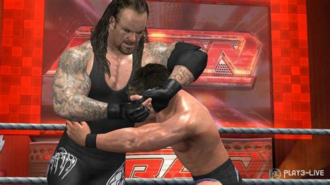 Test De Wwe Smackdown Vs. Raw 2011 Sur Ps3