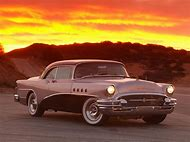 Classic Cars 1955 Buick Roadmaster