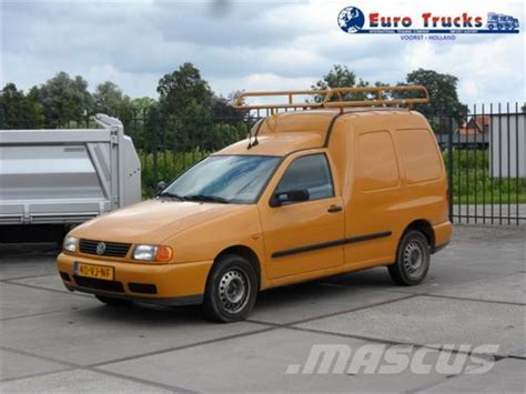 Used Volkswagen Caddy Sdi 47 Kw Other Year 1999 Price