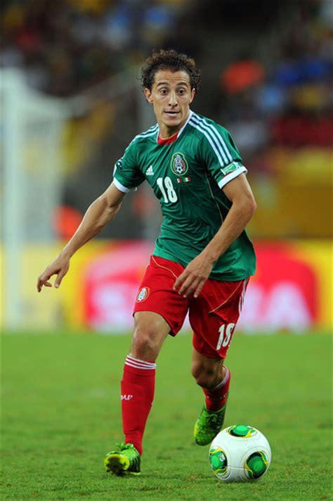Club player of the year: Andres Guardado Photos Photos - Mexico v Italy - Zimbio