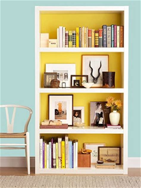 how to paint back of bookcase worth the wait