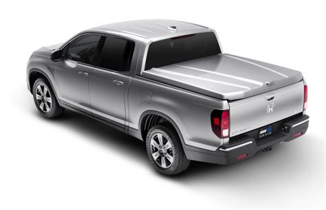 Honda Ridgeline Bed Cover by Honda Ridgeline Gallery A R E Truck Caps And Tonneau Covers