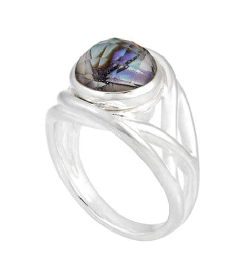 weave ring kr038 size 6 kameleon jewelry