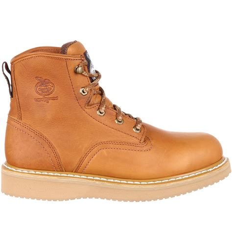 landscaping work boots boot s 6 quot steel toe work boots style g6342 3646