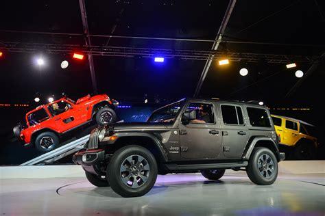 shocking jeep wrangler plug hybrid electric coming