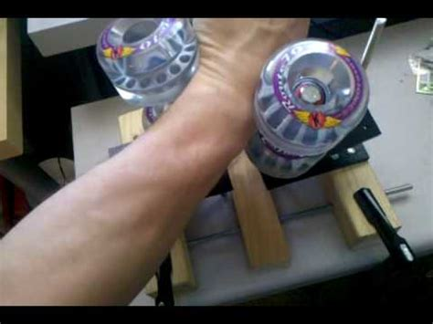 DIY Forearm massager for climbers - YouTube