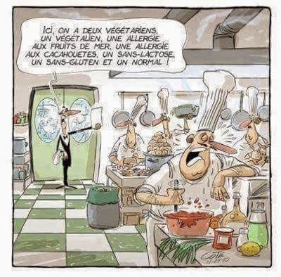 plats cuisines allergènes au restaurant une obligation pour les