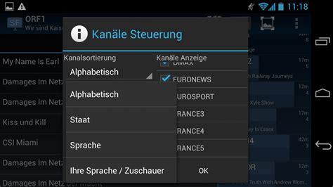 Schöner Fernsehen by Schoener Fernsehen F 252 R Android
