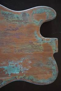 Dj Light Parts Snowflake Finishes Rustic Mahogany Telecaster Body With