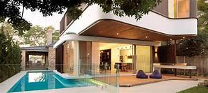 Architecture, A, Modern, House, Design, With, An, Impressive