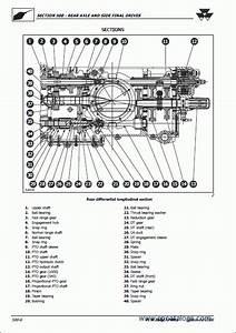 Massey Ferguson Tractors 2430 - 2435