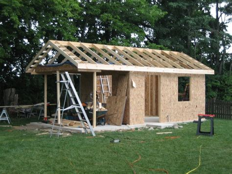 how to make a rafter for a shed roofing awesome shed roof framing for inspiring shed