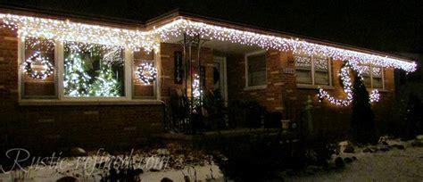 how to hang christmas lights the easy way washingtonian