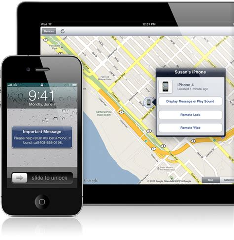 lost iphone app apps that can locate a lost iphone or android using gps