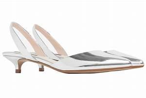Kitten Heel Shoes Under $150 Real Simple