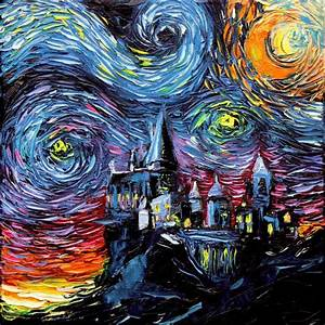Artist's Painting Gets Mistaken For A Van Gogh, So She