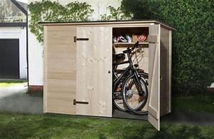 Weka Bike Multi Box 19 Mm Fahrradschuppen Gertehaus