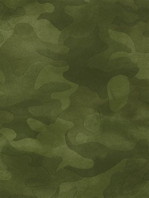 Camouflage Wallpaper, Sk6243 Army Green Camo Military Boys