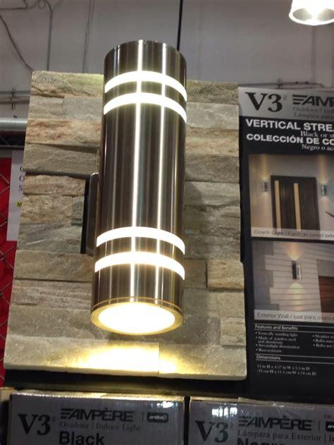 costco led outdoor lights costco vertical artika lighting collection