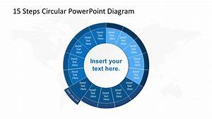 Circular Process Diagram 10 Process
