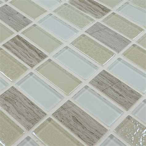 Glass Tile Floor Designs  Gurus Floor