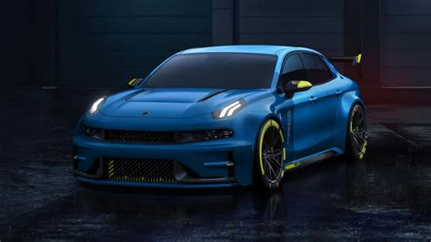 lynk  bhp sports saloon concept top gear