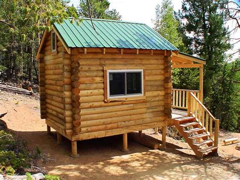 small log cabin kits pre built log cabins small log cabin