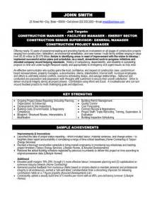 Top Construction Resume Templates Samples