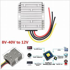 Universal Automatic Voltage Regulator 8v