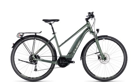 cube e bike trekking cube touring hybrid one 400 damen trekking pedelec e bike