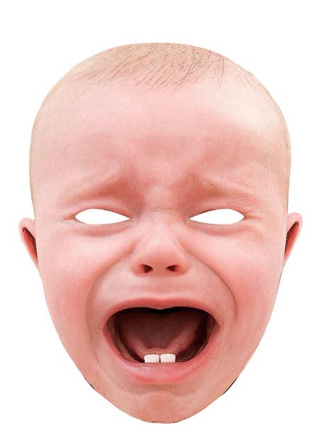 Da Neonato - maschera da neonato per adulto maschere e vestiti di