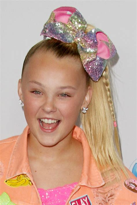 Jojo Siwa Hair Color