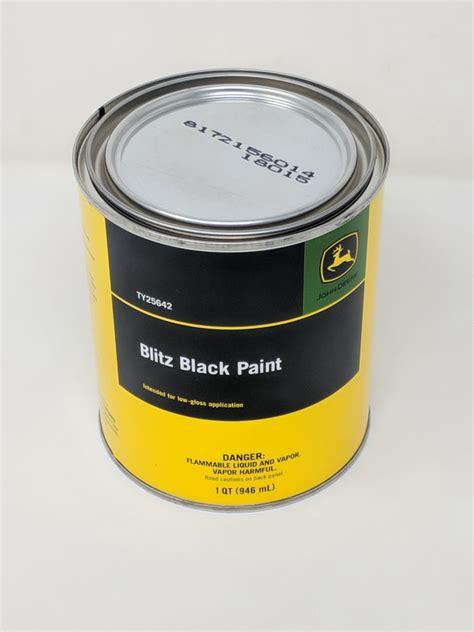 john deere black paint ty reynolds farm equipment
