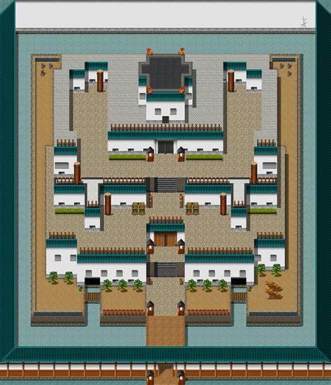 rpg maker mv samurai japan castle tiles  steam