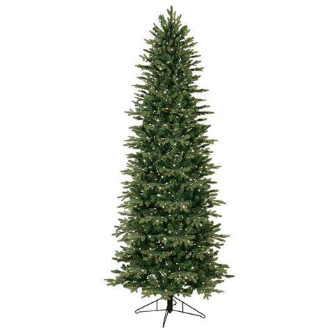ge 7 5 ft indoor pre lit just cut aspen fir artificial