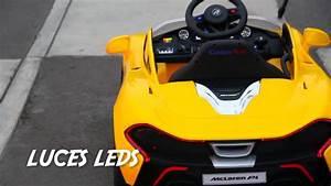 Mainan Mobil Aki Anak Lisensi Resmi McLaren P1 Century